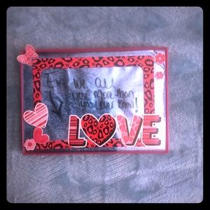 Handmade Dry Erase board